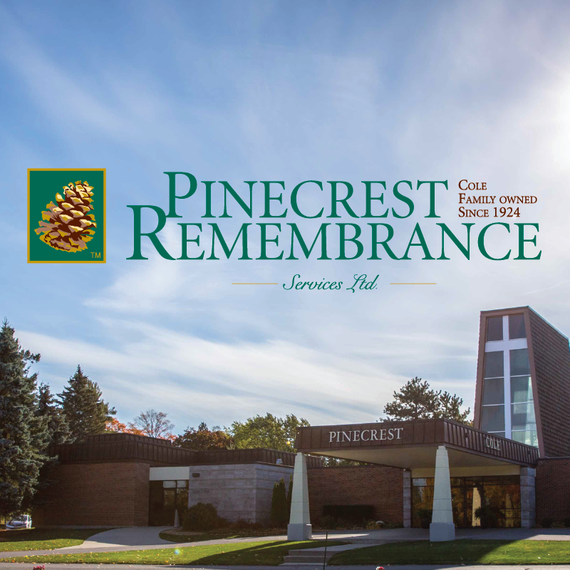 Pinecrest Remembrance, Cole Funeral Services, and Highland Park Cemetery